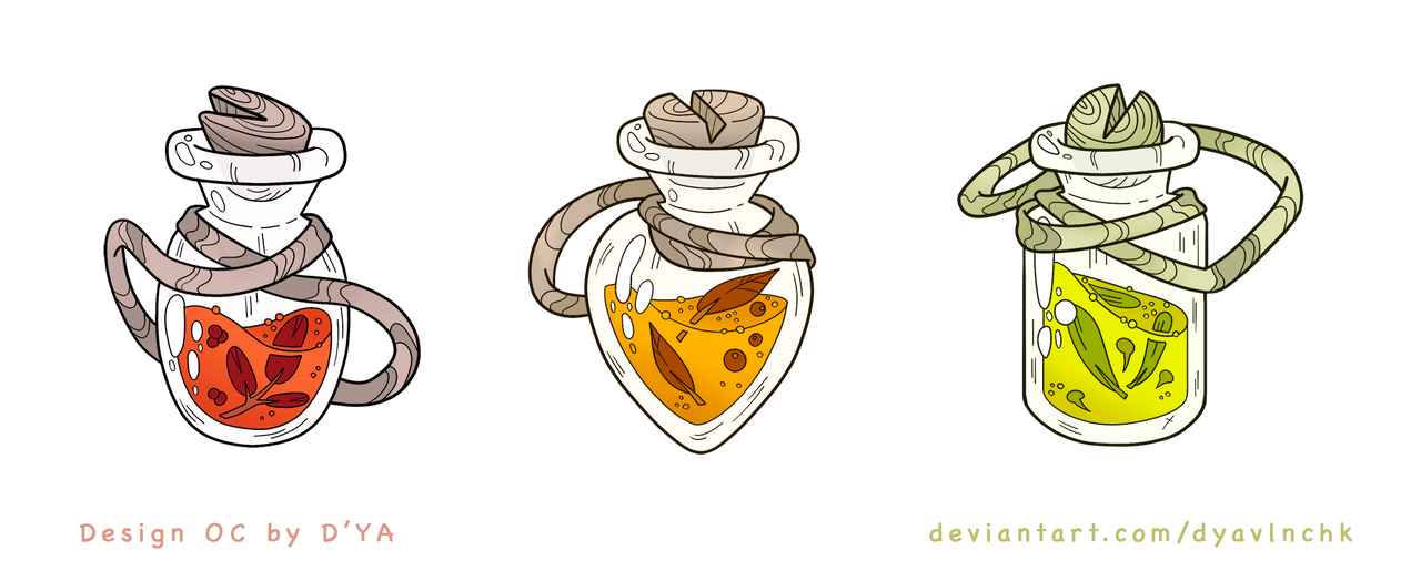 [CLOSED] Adopt Auction - POTIONS