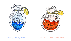[1/2 OPEN] Adopt Auction - POTIONS 2