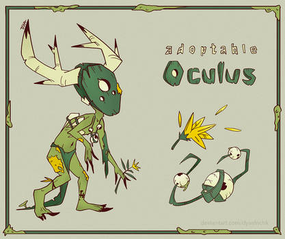 [OPEN] Adopt+Item Auction - OCULUS (card 4/5)