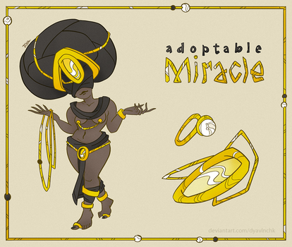 [OPEN] Adopt+Item Auction - MIRACLE (card 5/5)