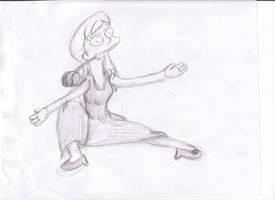 Laura Powers sketch