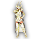 Capricornio Armor for Genesis v2.0 cartoon version