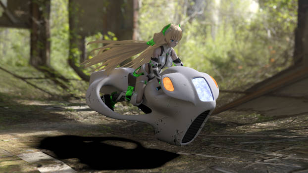 Angele Balzac Bike