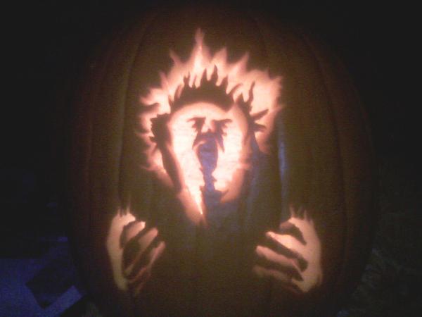 Peter Peter Pumpkin Eater by Aarooooon