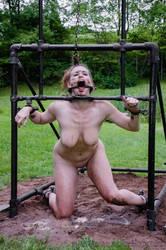 Dirty holes need filling by Quicksandgoddess