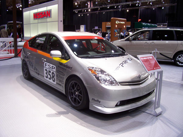 Toyota Prius 0Accessorized0 by gpsc