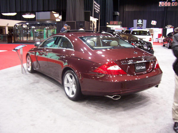 Mercedes benz cls500 by gpsc on deviantart for Mercedes benz c330
