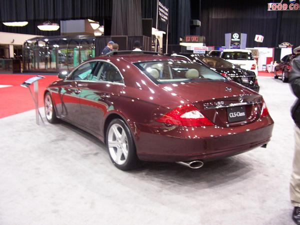 Mercedes benz cls500 by gpsc on deviantart for Mercedes benz c330