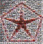 Mopar Photograph Mosaic