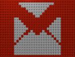 GMail Lego Mosaic