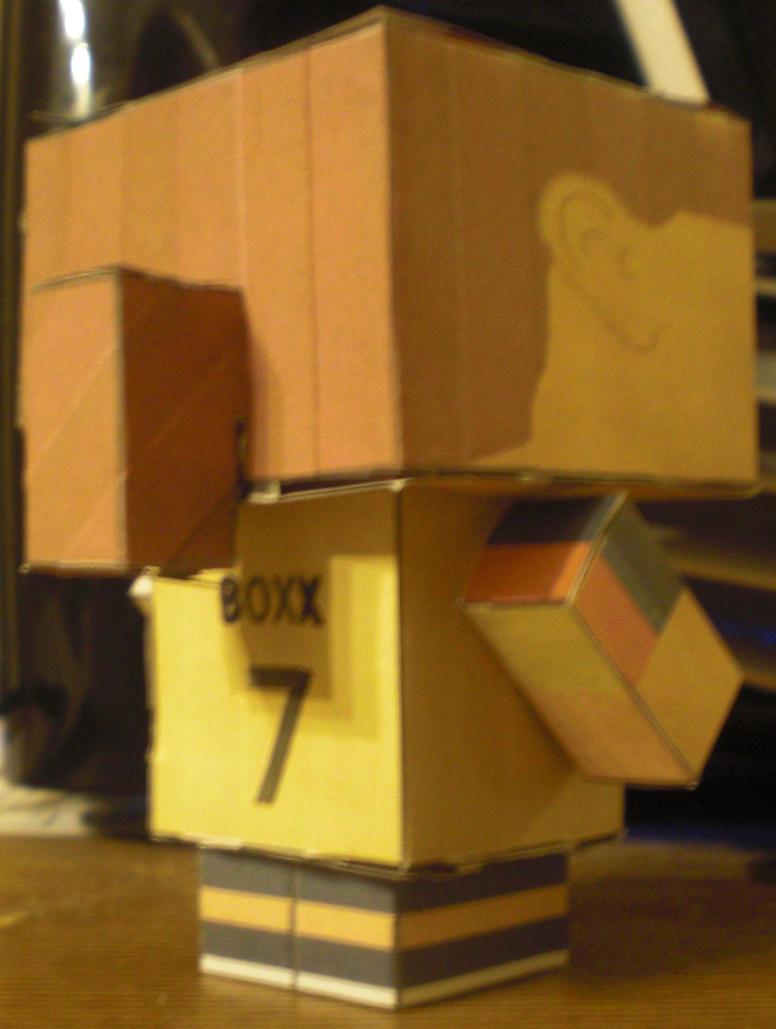 Boxy Boxxy Rear by gpsc