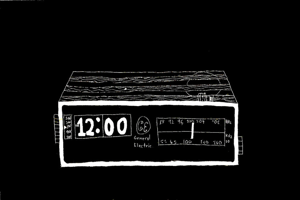 Digital Flip Clock by gpsc