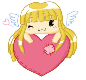 Valentines Cherub