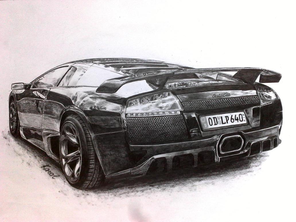 Lamborghini Murcielago by petrzalkarulez on DeviantArt