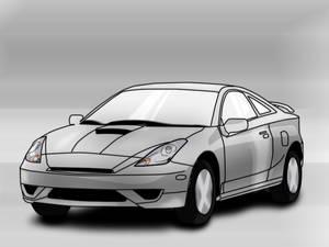 Toyota Celica Model