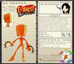 O.R.A.N.G.E. - Byako League [ON] by IrrelevantAdvocate
