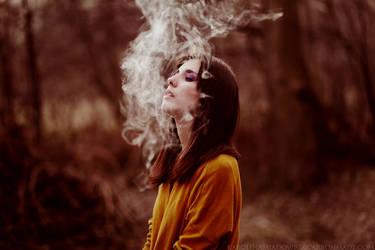 smoke by blooding