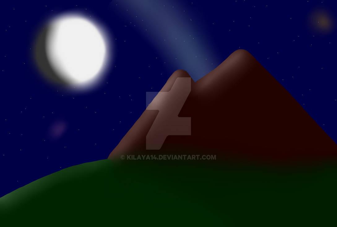 Night Sky Practice PNG