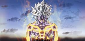 Celestail God Goku