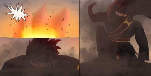 Dragon Ball Ruins Page 3