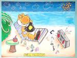 Shell Collector|Yoshi FanArt