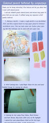 Colored pencil tutorial by emperpep