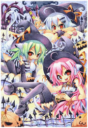 Happy Halloween 2009 by emperpep