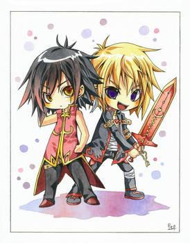 Rai and Aiden