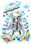 Wolfgirl for Nemu-re
