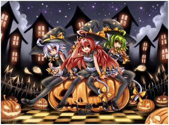 Happy Halloween 2011 : 247 by emperpep