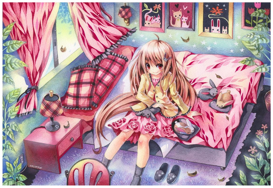 Sirena's Bedroom