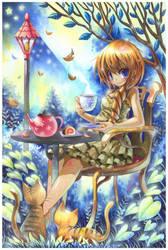 Trixie :Teatime