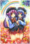 Asura and Meimu : Valentine