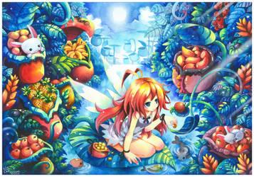 Fairy Bazaar : 250 by emperpep
