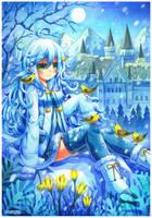 Princess Sylvestra by emperpep