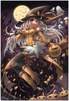 Weather Chan : Halloween
