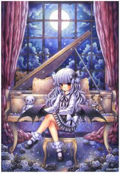 Liliorl : Blanca and werewolf
