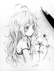 Lamy 2000 drawing no.2 by emperpep
