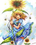 Sunflower Leila by emperpep