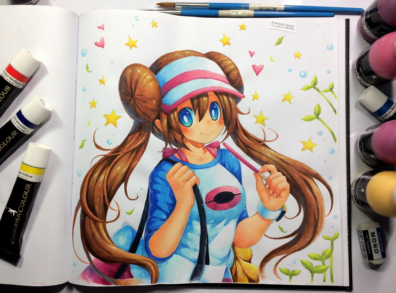 chromacolour : Rosa