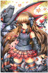 Watercolor : SrtaAiko