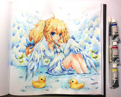 Ducky Girl for Bishakalaka