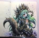 Mizzy's Monster Dress