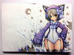 Hooded Catgirl