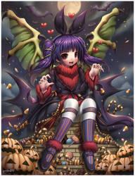 Halloween Myrrh by emperpep