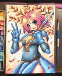 Cute Knight : Michiko