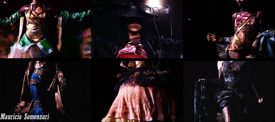 Yoshitaka Amano Costumes by MahPsylocke