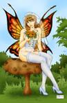 Fairy Bride - Color