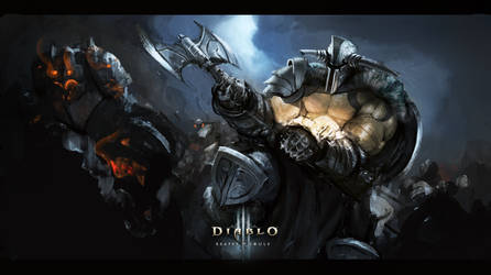 Barbarian, Diablo III