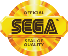 SEGA Seal of Quality by OMGWEEGEE2